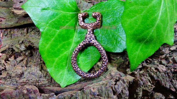 Anhänger HEIMDALL Schlüssel zum Bifröst aus Bronze
