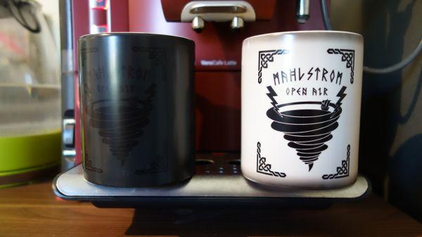 Mahlstrom Support Tasse mit Farbwechsel