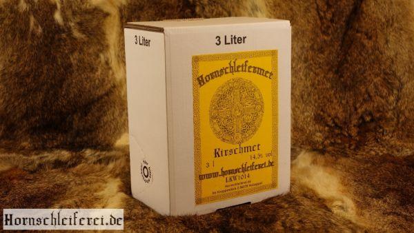 Hornschleifermet 3,0l Kirsch Bag in Box