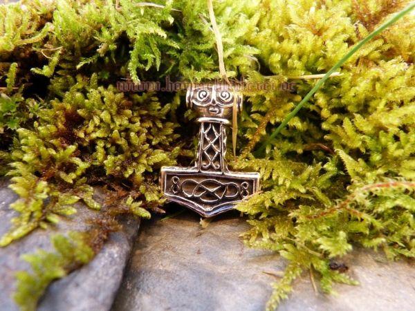 MJÖLNAR Thorshammer aus Bronze