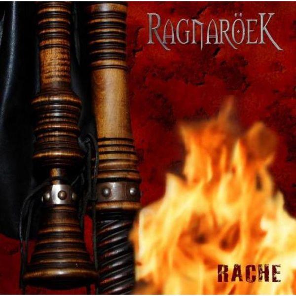 Ragnaröek - Rache CD NEU OVP Mittelalter Rock