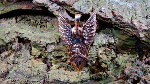 Anhänger Odin aus Bronze