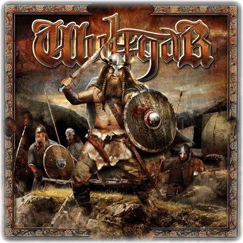 Wulfgar - Midgardian Metal von Wulfgar (2010) CD OVP Melodic Death Metal